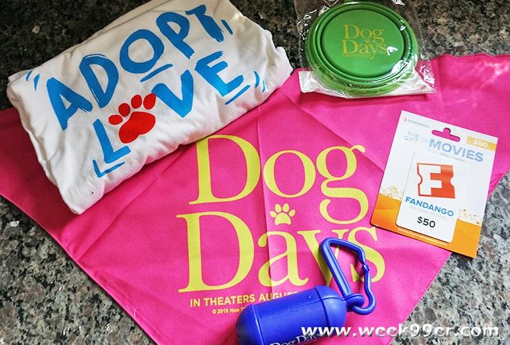 dogdays prize package