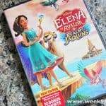 Elena of Avalor: Realm of the Jaquins is Available Today + Activity Sheets