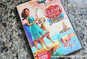 elena of avalor realm of the jaquins review