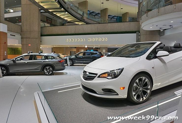 GM World GM Ren Cen