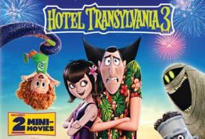 hotel transylvania 3 at home release
