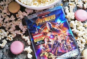 infinity war blu-ray review