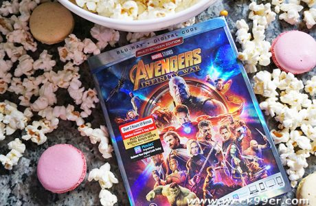 Use all of the Power of the Infinity Stones for a Movie Night with Avengers: Infinity War #InfinityWar