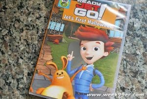 Ready jet Go Jet's First Halloween DVD Review