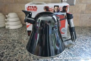 Darth Vader Tea Kettle Review