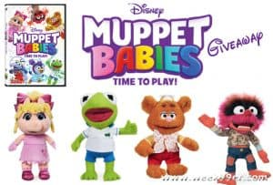 muppet babies giveaway