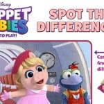 Muppet Babies Printable Games Your Kids Will Love!