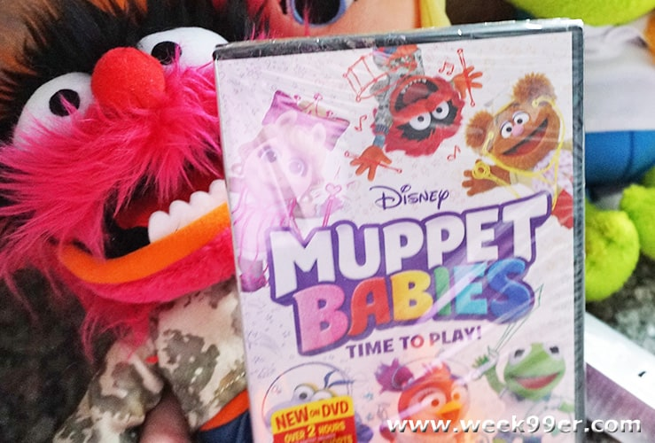 muppet babies Time to Play Review