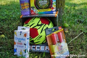 Games for Camping and playing outside