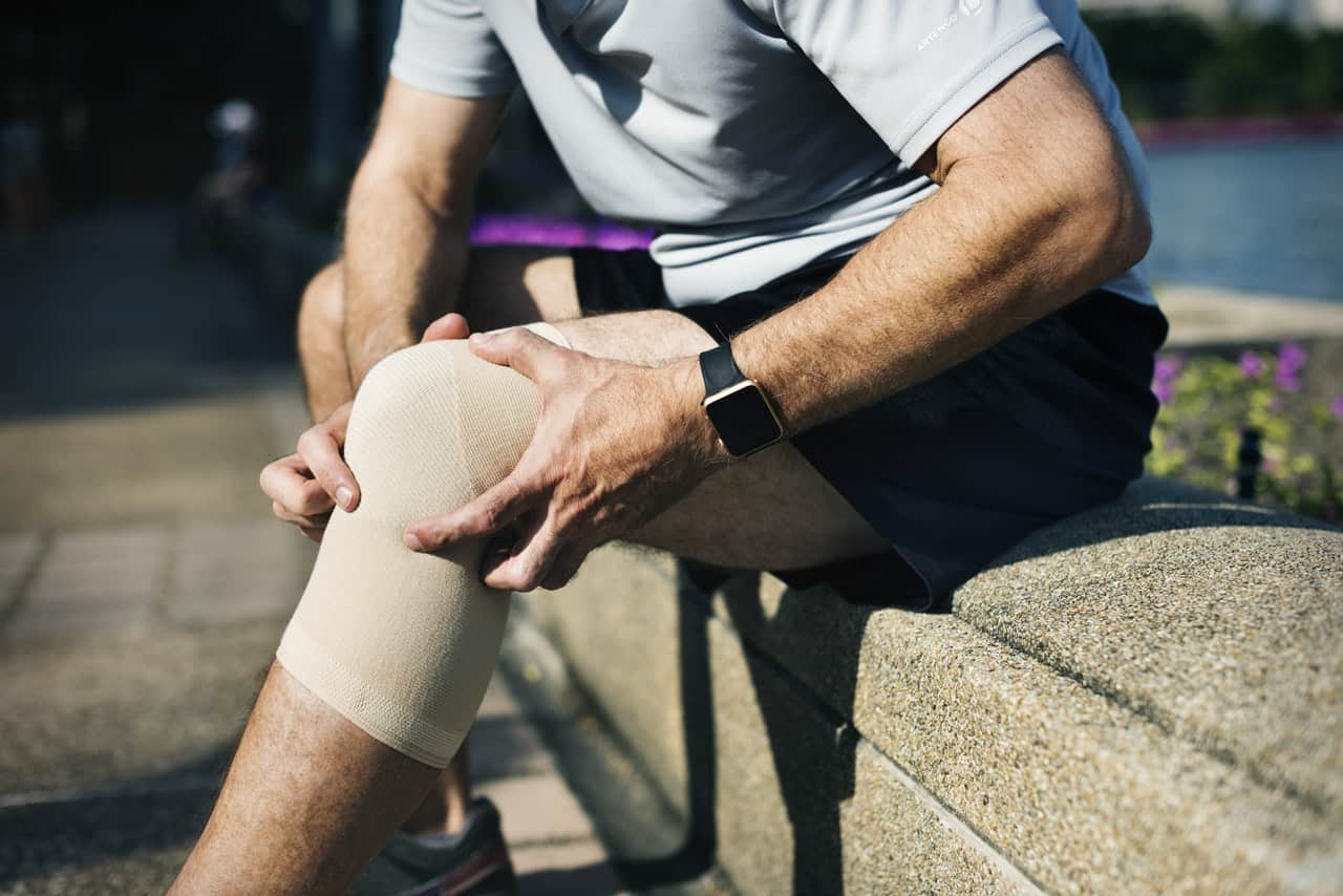 what to do when you're injured