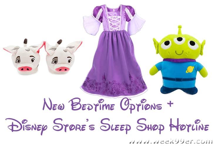 disney sleep shop hotline
