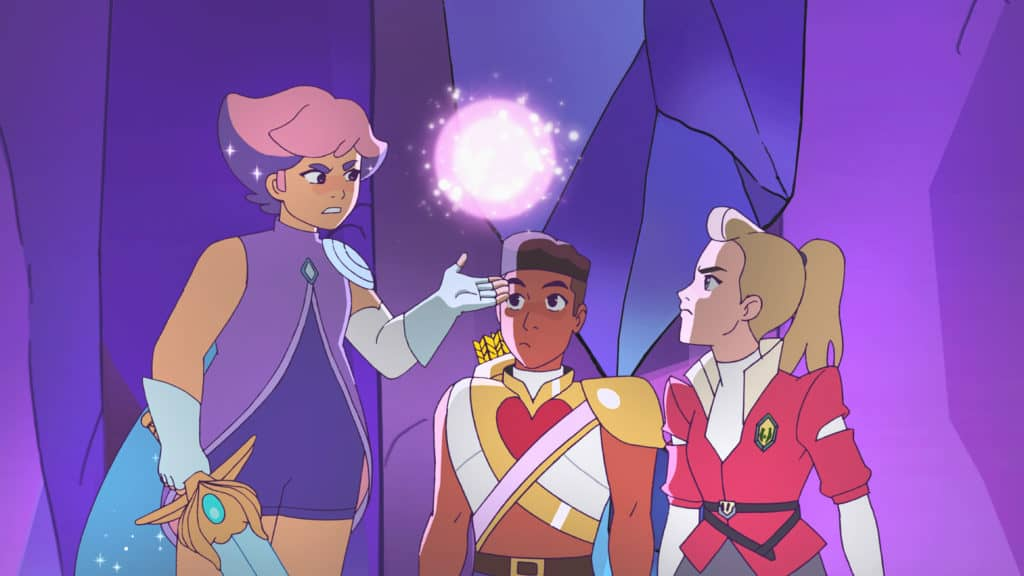 announement, dreamworks, dreamworks animations, first look, movies, Netflix, She-Ra, She-Ra and the Princesses of Power