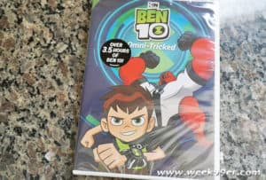 BEN 10: OMNI-TRICKED Is Here on DVD with 17 Fun Episodes