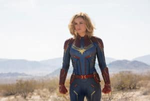 The Captain Marvel Trailer and Poster are here! #CaptainMarvel