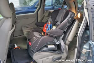 booster seat requirements michigan
