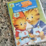 Bring Home The Best of Daniel Tiger's Neighborhood on DVD