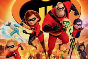 incredibles 2 at home release