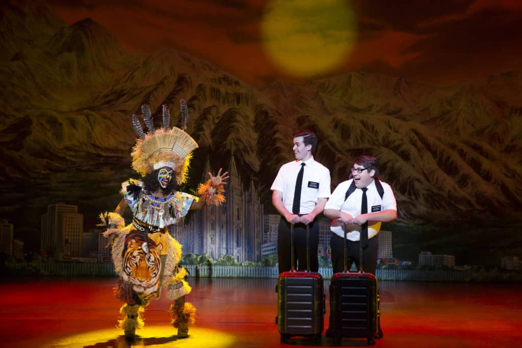 The Book of Mormon Tickets Detroit