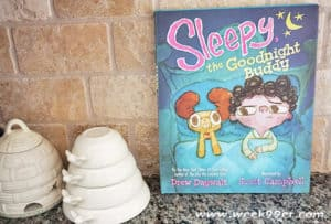 Make Bedtime Easier with Sleepy the Goodnight Buddy
