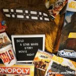Plan Your Movie Night with Solo: A Star Wars Story! New Products + Activities and More #HanSolo