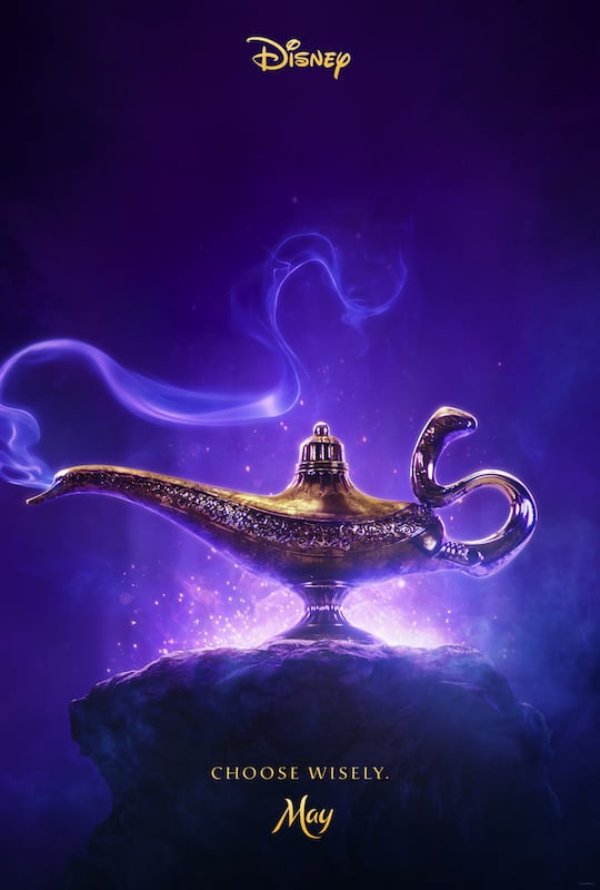 aladdin live action trailer