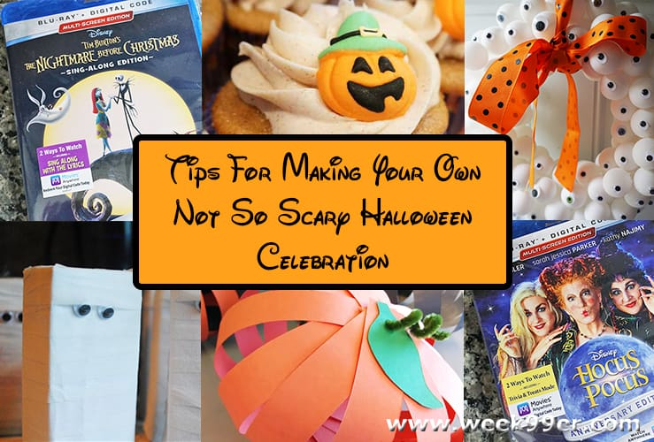 Not so scary halloween party ideas