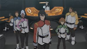 Team Voltron season 8
