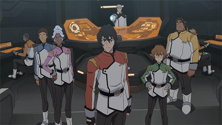 Team Voltron season 8