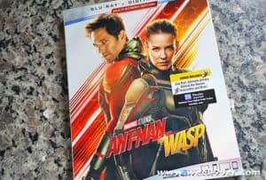 ant-Man and The Wasp At Home Release Review