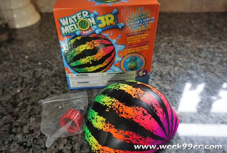 watermelon Ball JR Review