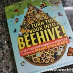Learn More about Bees and Turn This Book Into a Beehive!