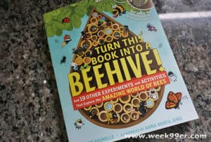 Make this Book into a Beehive Review