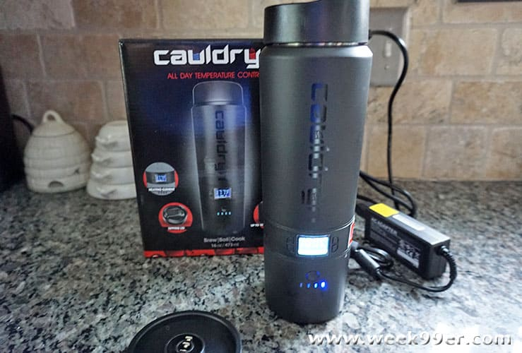 Cauldryn Coffee Mug Review