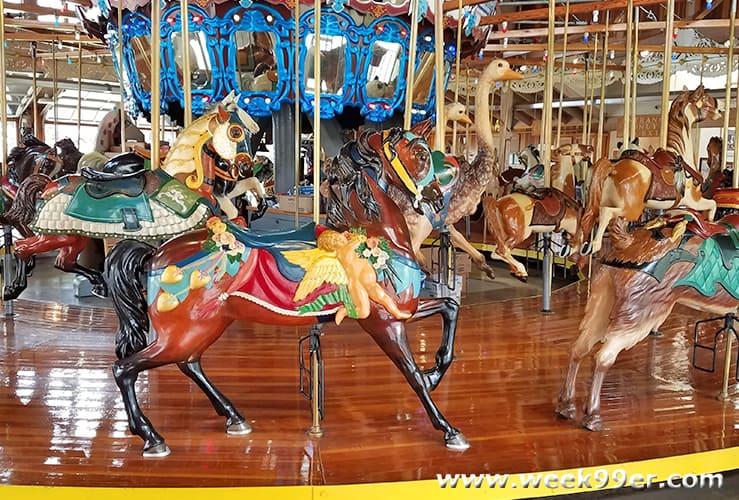 Richland Carrousel Park Mansfield Ohio