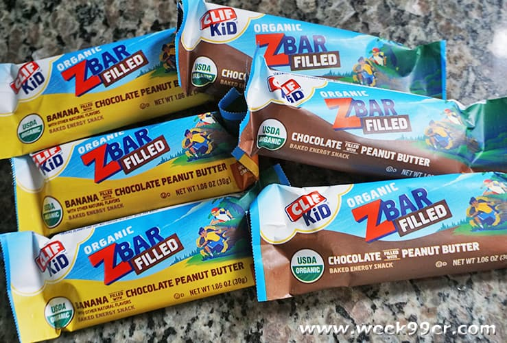 CLIF Kid Z Bar - the Snack Bar Your Kids Will Ask For in