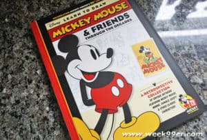 Learn to Draw Mickey Mouse Review