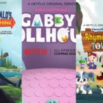 DreamWorks Announces Three New Animated Shows for Netflix for Young Viewers