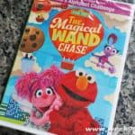 Sesame Street Brings The Magic Wand Chase to DVD + Free Activity Sheets