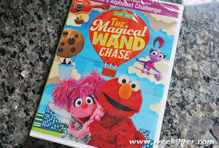 Sesame Street The Magical Wand Chase Review