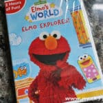 Learn More About the World with Elmo's World: Elmo Explores!