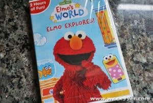 elmo's World Elmo Explores Review