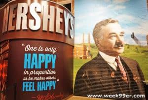 Hershey Chocolate World Chocolate Tasting