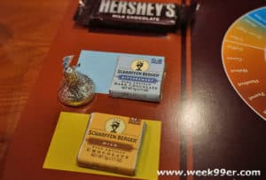 Hershey Chocolate World Chocolate Tasting