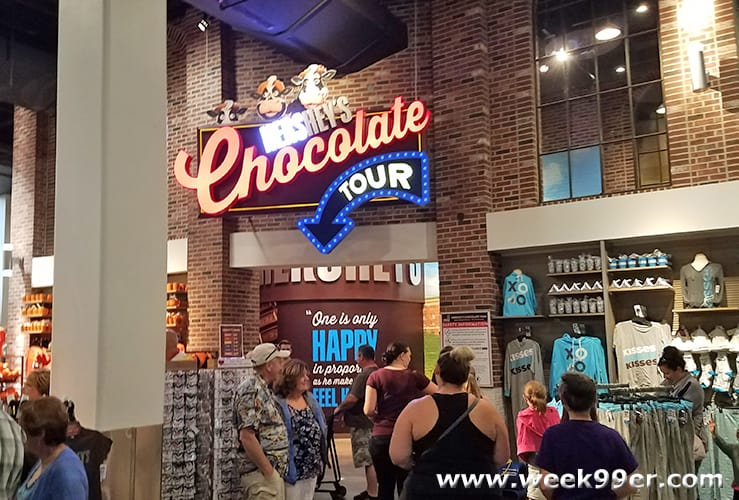 Hershey Create Your Own Candy Bar Review