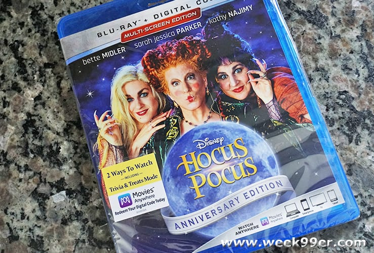 hocus pocus anniversary edition review