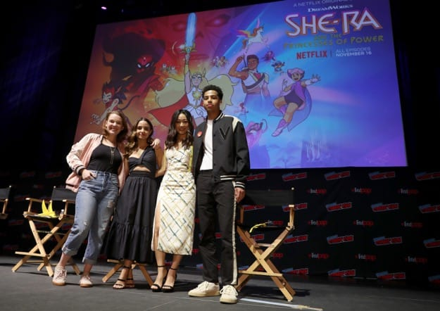 She-Ra DreamWorks NYCC Trailer