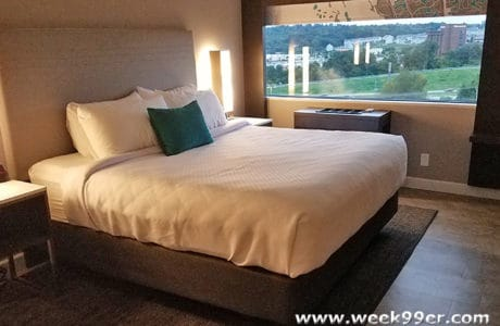 Modern Rooms and Suites Minutes from It all at the Hotel Indigo