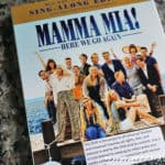 Win a copy of Mama Mia: Here We Go Again!