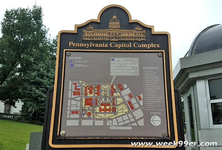 Pennsylvania State Capitol Tour Review