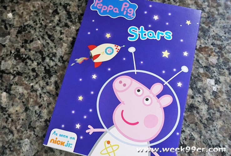 peppa pig stars review